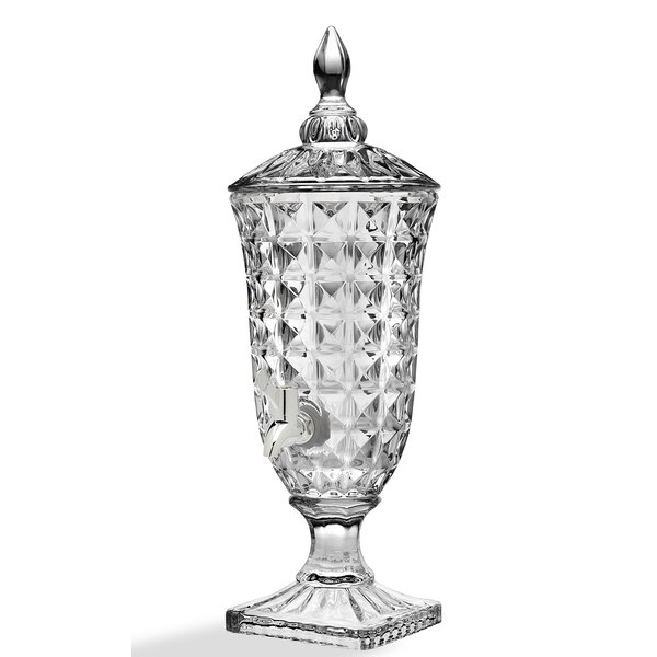 Galleria 60 oz. Beverage Dispenser by Godinger Silver Art Co