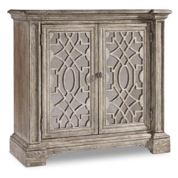 True Vintage 2 Door Accent Cabinet by Hooker Furniture