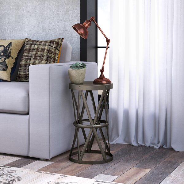 Aria End Table by Trent Austin Design