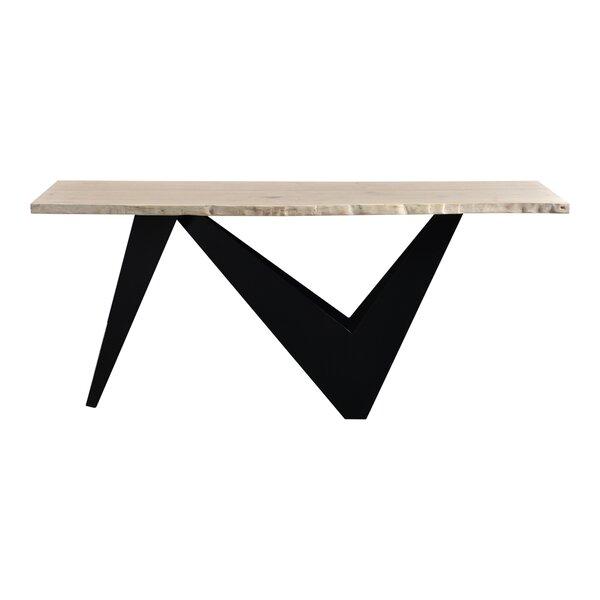 Wrought Studio Black Console Tables