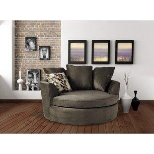 Marta Cuddler Chair and a Half by Laurel Foundry Modern Farmhouse
