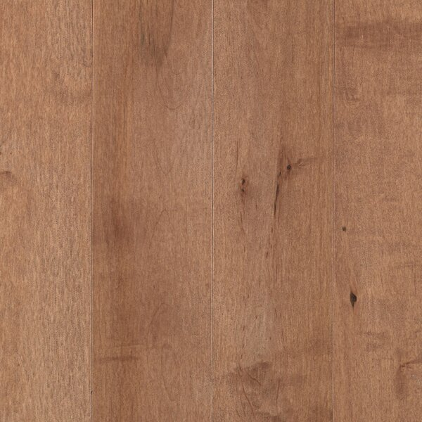 Randhurst 5 Engineered Maple Hardwood Flooring in Crema by Mohawk Flooring