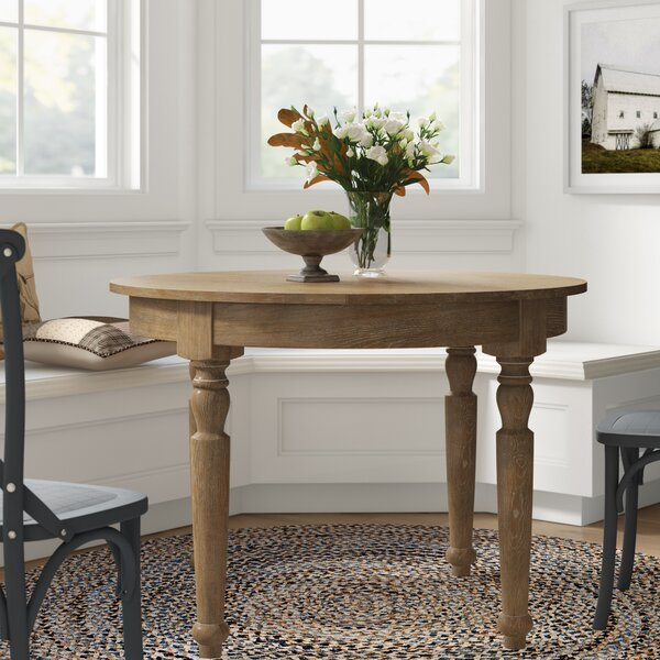 Patnaude Round Dining Table by One Allium Way
