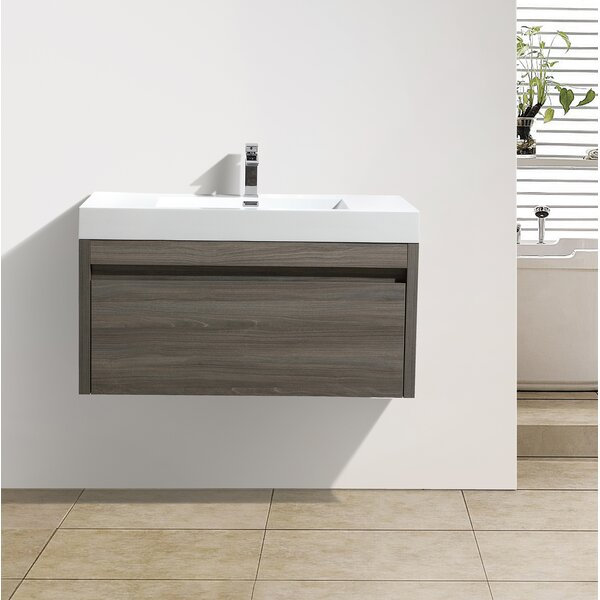 Rosas 36 Single Bathroom Vanity Set by Wrought Studio