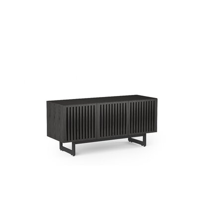 """Elements TV Stand for TVs up to 65"""" BDI Color: Charcoal"""