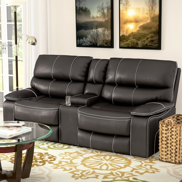 Best Discount Top Rated Bomberger Motion Reclining Loveseat by Red Barrel Studio by Red Barrel Studio