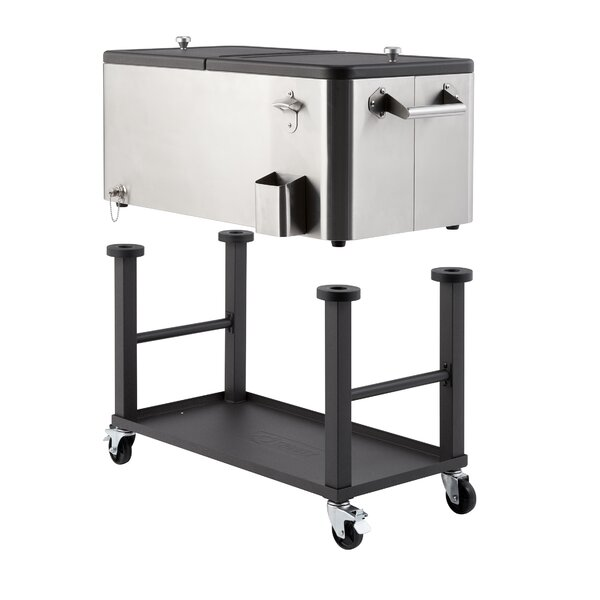 100 Qt Ice Chest Cooler By Trinity.
