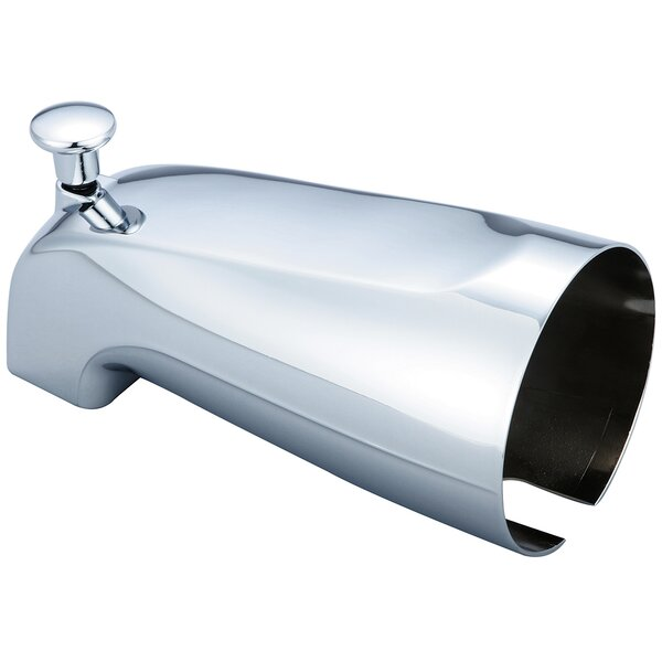 0.5 IPS Diverter Tub Spout by Olympia Faucets