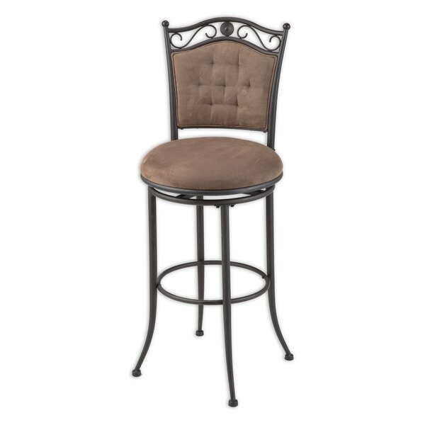 Helena 30 Swivel Bar Stool by Fashion Bed Group