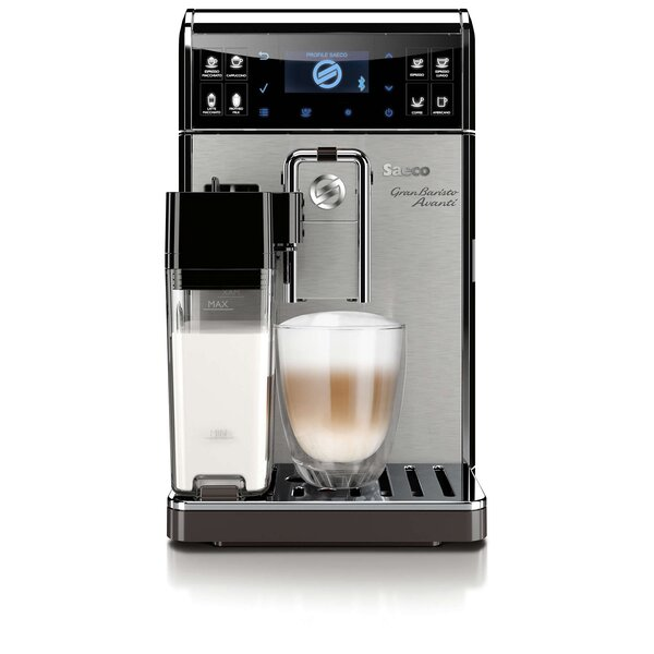 Saeco GranBaristo Avanti Super-Automatic Coffee & Espresso Maker by Philips