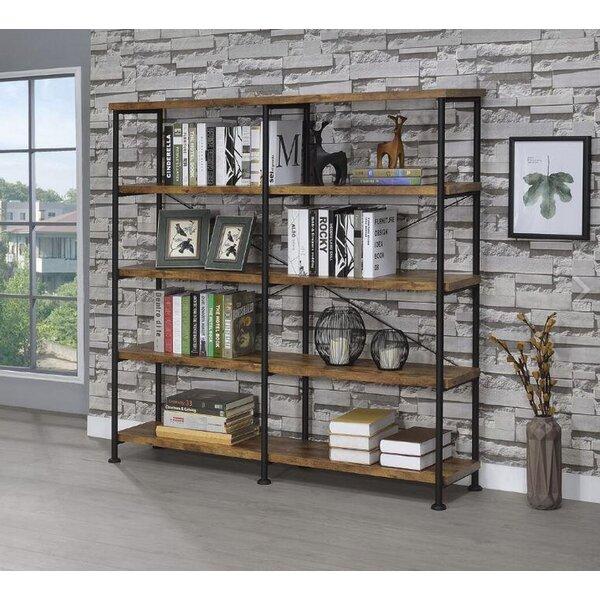 Eveloe Etagere Bookcase by Brayden Studio