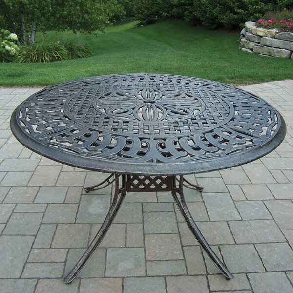 Mexican Metal Dining Table by Oakland Living