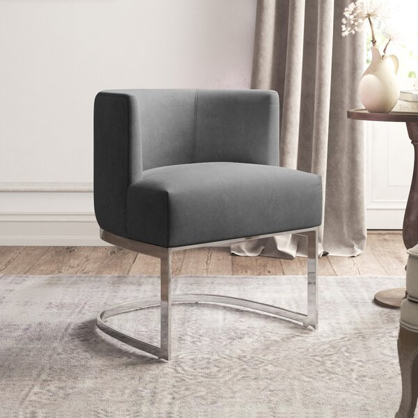 Creeves Barrel Chair By Kelly Clarkson Home