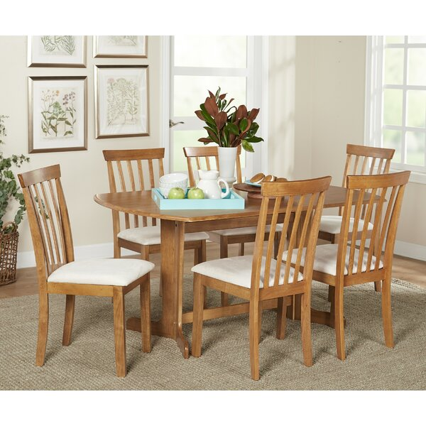 Suzan 7 Piece Dining Set by Red Barrel Studio