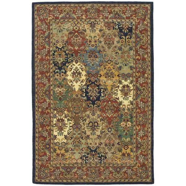 Costilla Wool Hand Tufted Area Rug by Astoria Gran