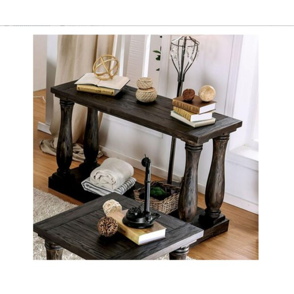 Ruggles Console Table By Canora Grey