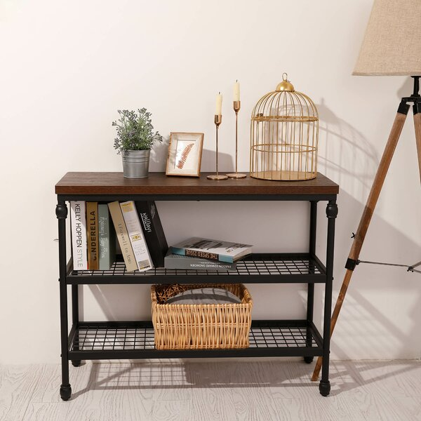 Okanogan 39.4'' Console Table By 17 Stories