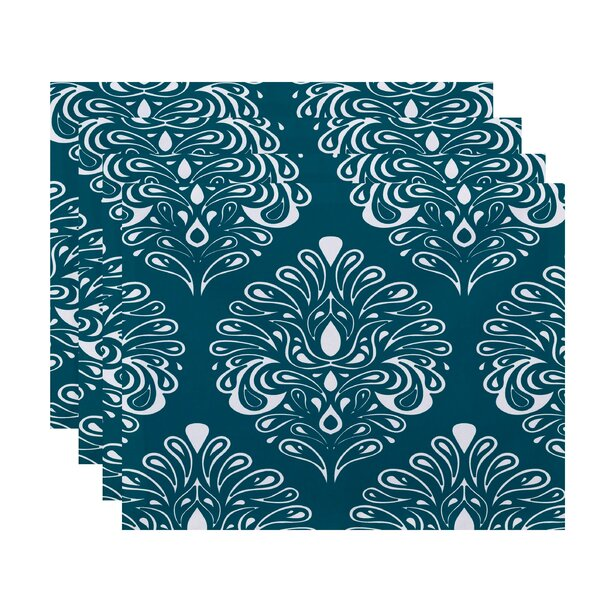 Selina Placemat (Set of 4) by Red Barrel Studio