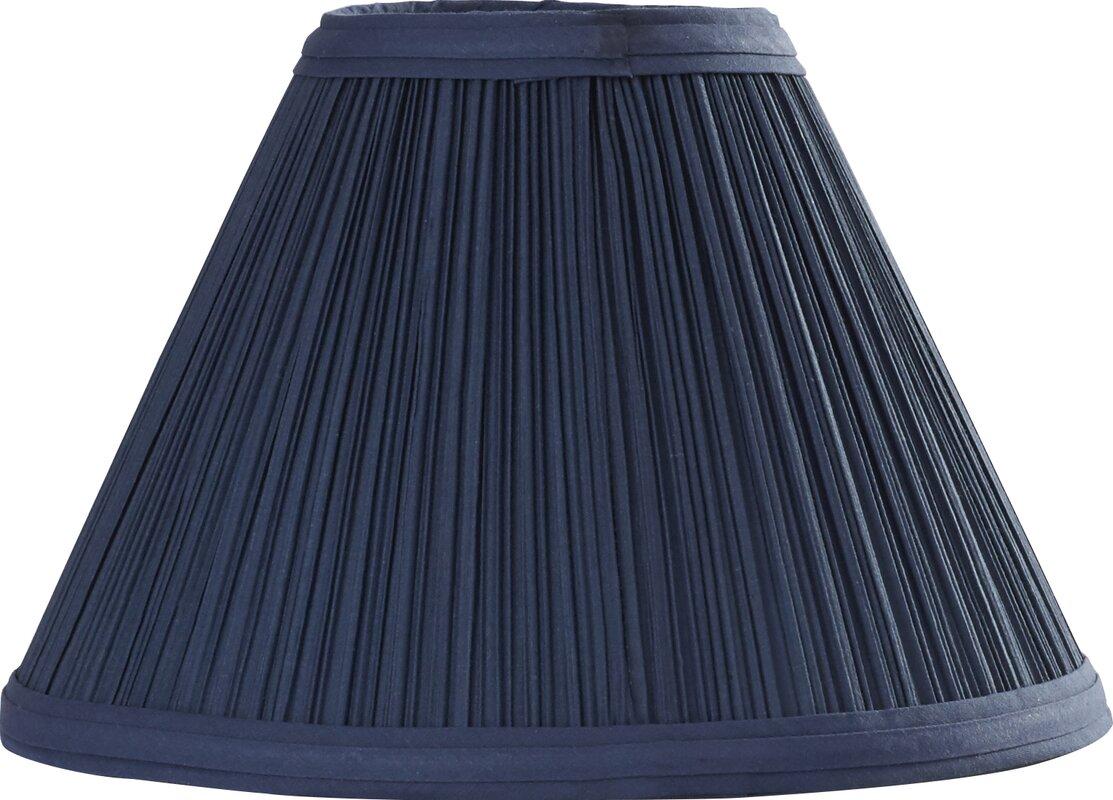 10 pleated linen empire lamp shade reviews joss main 10 pleated linen empire lamp shade aloadofball Choice Image