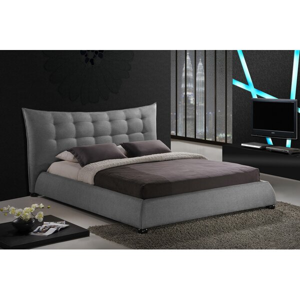 Rhoades Upholstered Platform Bed by Orren Ellis