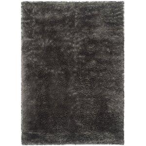 Nichols Hand-Tufted Gray Area Rug