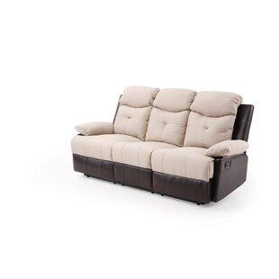 Emerita Dual Reclining Sofa by Latitude Run