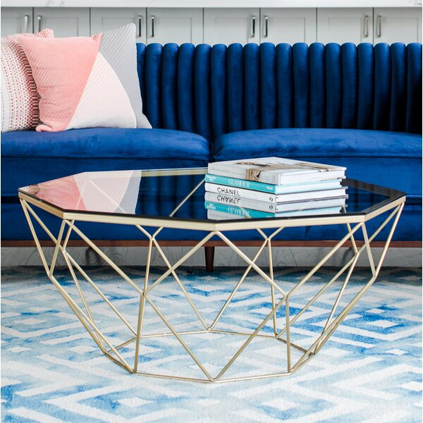 Lailah Coffee Table by Everly Quinn