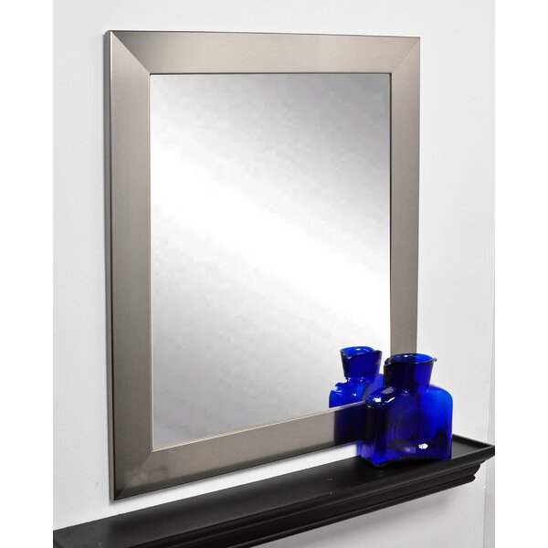 Ultra Modern Vanity Mirror by Brandt Works LLC