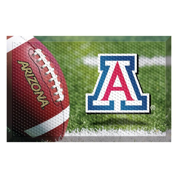 University of Arizona Doormat by FANMATS