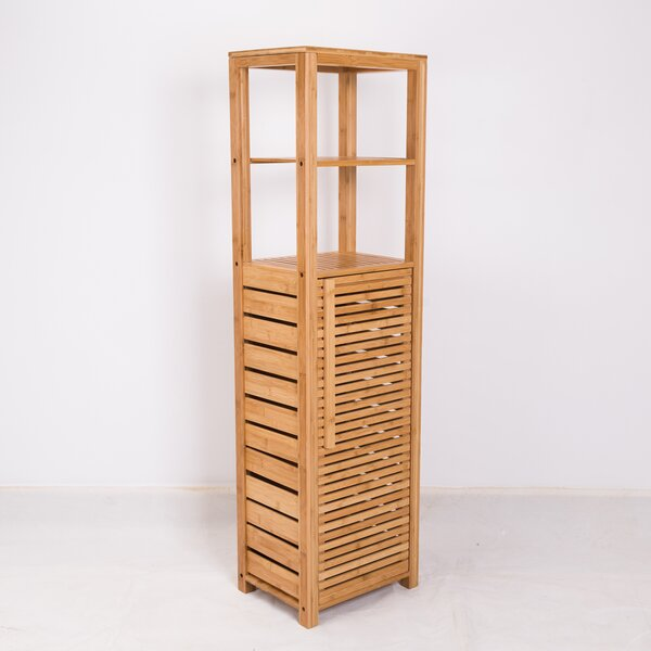Southington Bamboo Tower 47.5 H x 13 W Cabinet