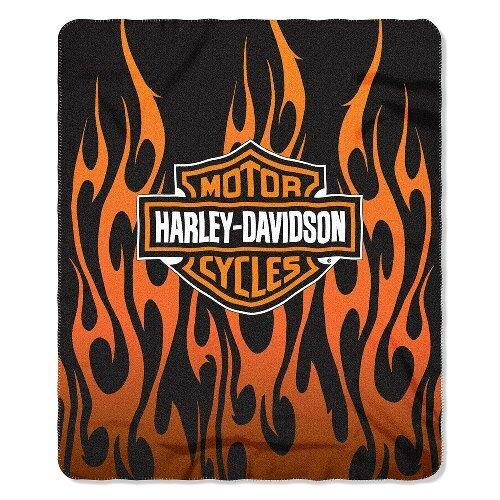Harley Fleece Throw by Northwest