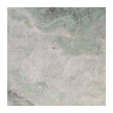 Ming 12 x 12 Marble Field Tile in Green by Seven Seas