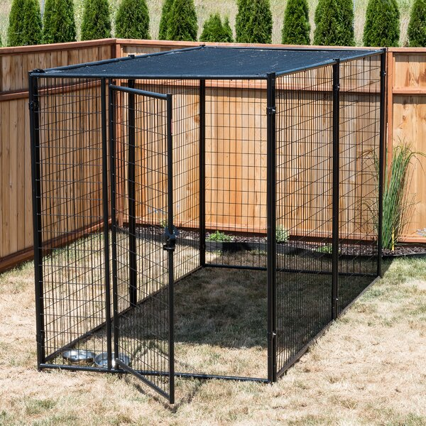 Alina™ Modular Steel Yard Kennel by Tucker Murphy Pet
