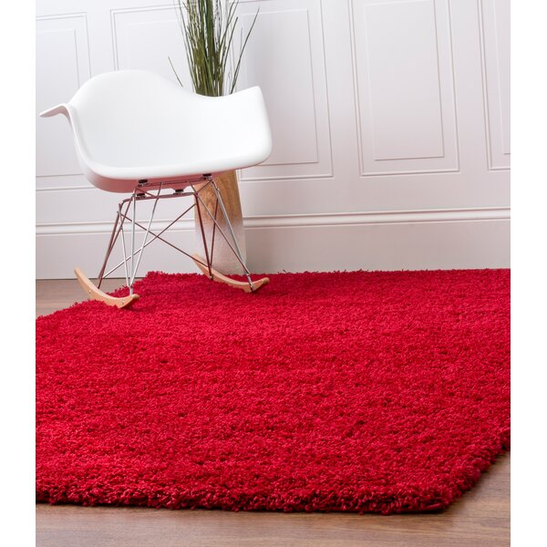 Red Area Rug by Super Area Rugs