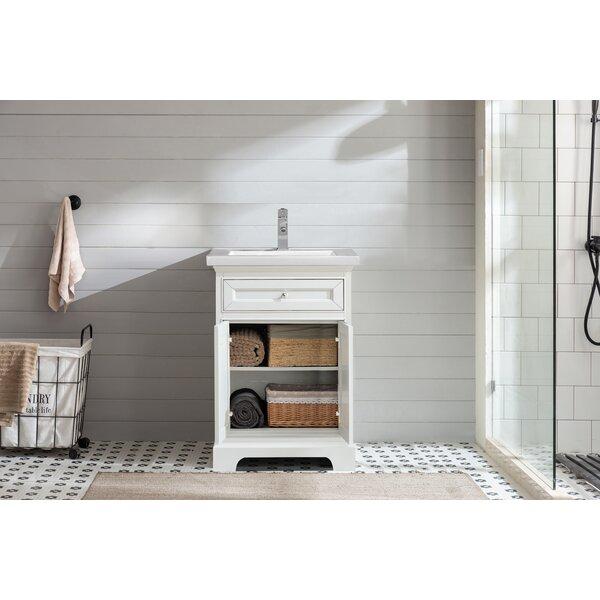 Tamayo South Bay 24 Single Bathroom Vanity Set