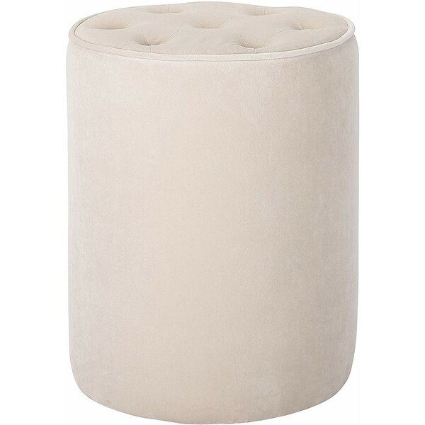 Vicenta Tufted Pouf By Mercer41