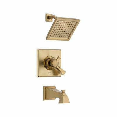 Delta Shower Faucet Tub Handle Bronze Faucets