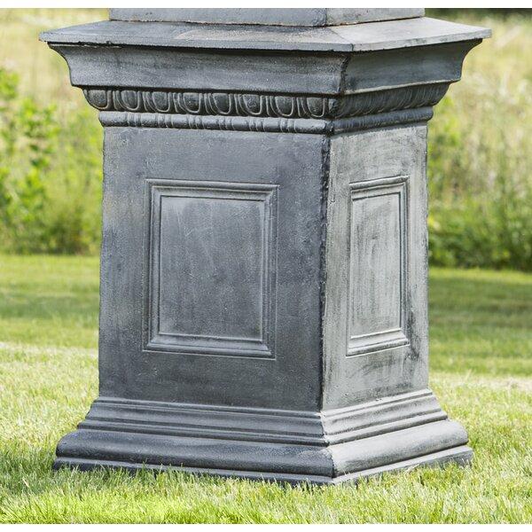 Hillsworth Pedestal by Campania International
