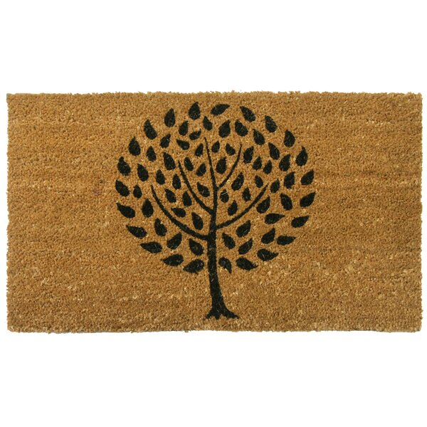 Hanson Modern Landscape Contemporary Doormat by Three Posts