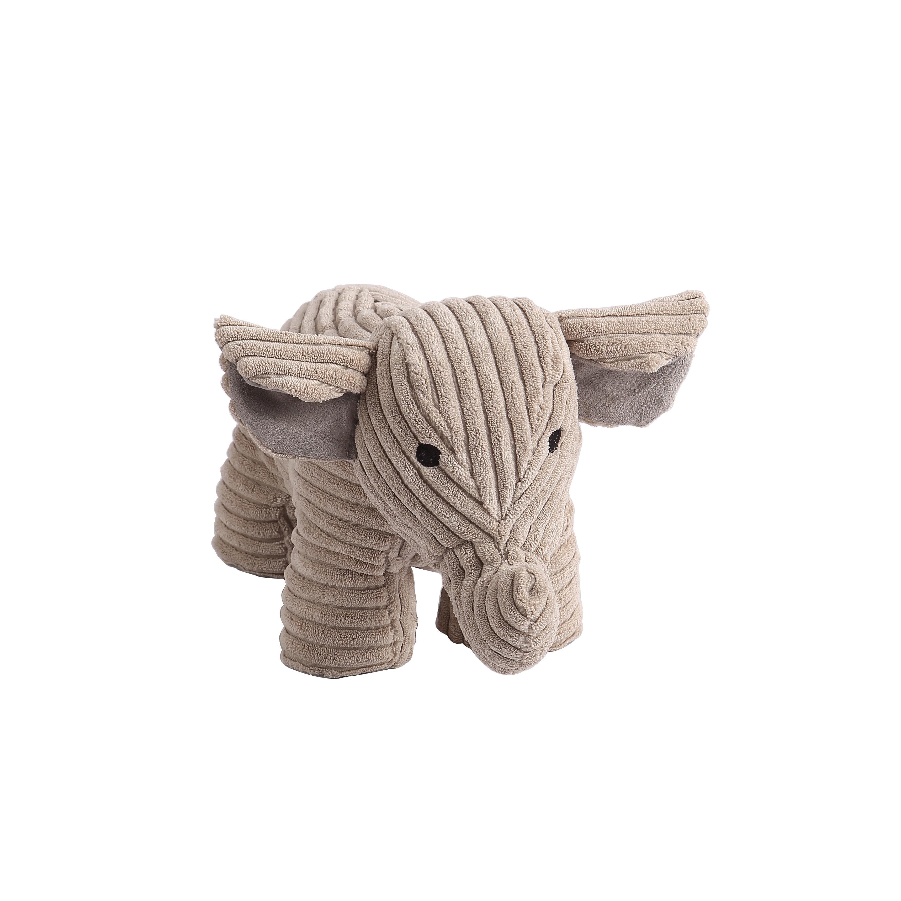 Morgan Home Emily Elephant Fabric Weighted Floor Stop Reviews Wayfair