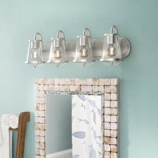 Looking for Regan 4-Light Vanity Light By Beachcrest Home