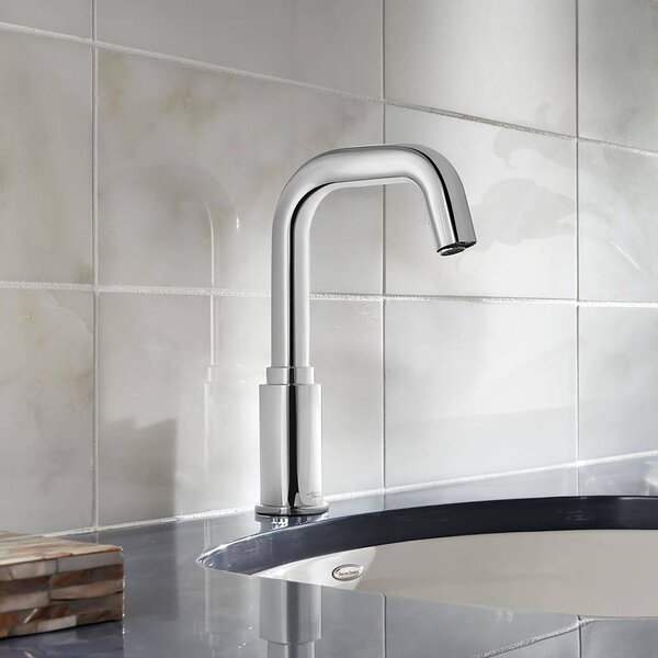 Serin Single Hole Bathroom Faucet Less Handles