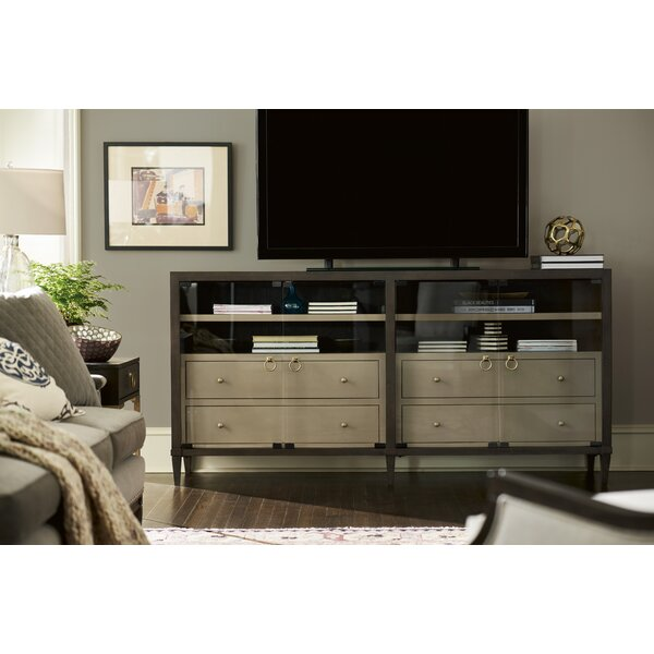 Review Espinoza TV Stand For TVs Up To 88