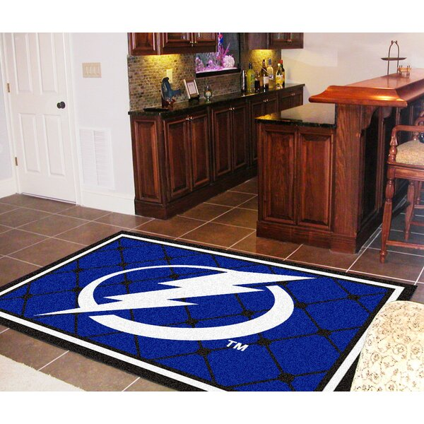 NHL - Tampa Bay Lightning 5x8 Doormat by FANMATS
