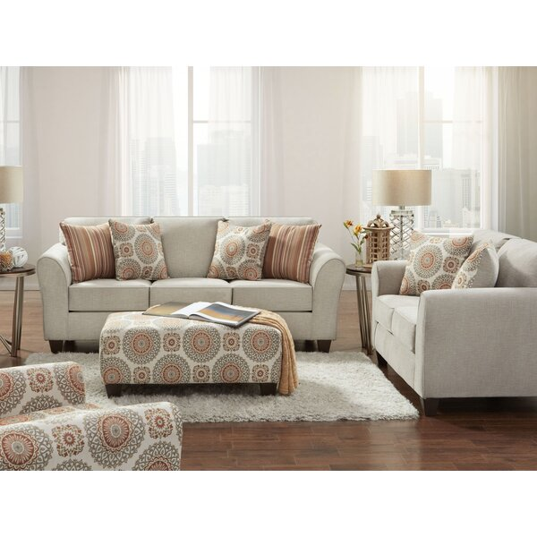 Andreasen 3 Piece Living Room Set by Winston Porter