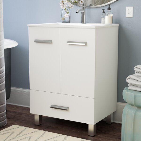 Kasen 24 Single Vanity Set by Wade Logan