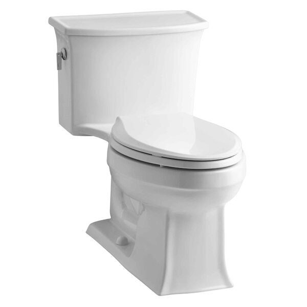 Archer 1.28 GPF Elongated One-Piece Toilet by Kohler