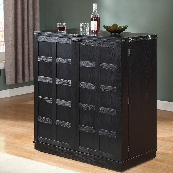 Eagan California Bar Cabinet by Darby Home Co