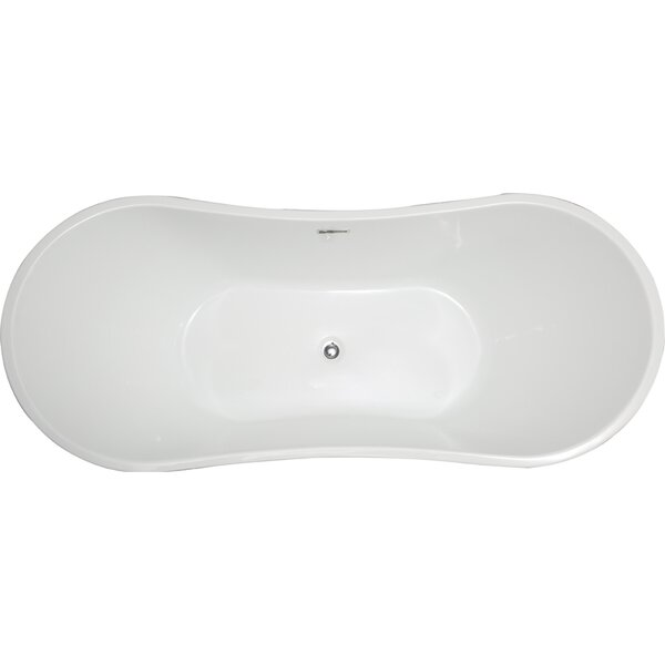 70.9 x 31.5 Bathtub by Legion Furniture