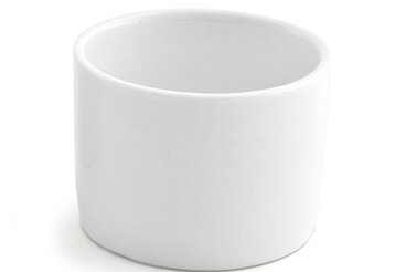 Eurowhite Round 2 oz. Tall Cup/Ramekin (Set of 12) by Front Of The House